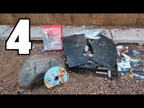 Bored Smashing WEEK - PlayStation 3!