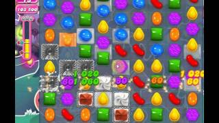 candy crush saga level 1520 ( no boosters)