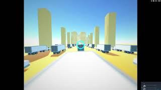 The world's worst Clustertruck world 1 speedrun