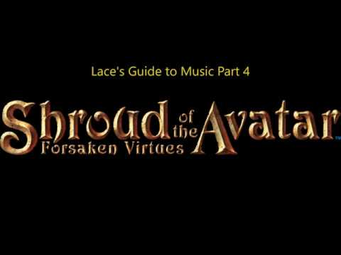 Shroud of the Avatar Music Playing and Creating Part 4