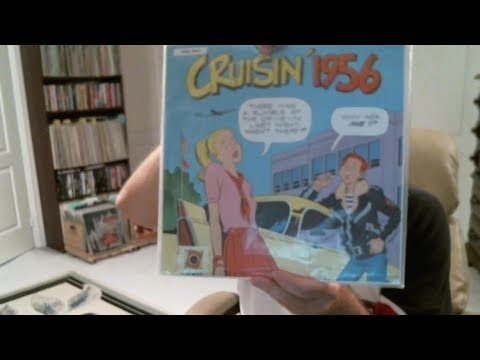 Cruisin 1955 – 1969.  Radio broadcasts from rock and roll stations in the United States.