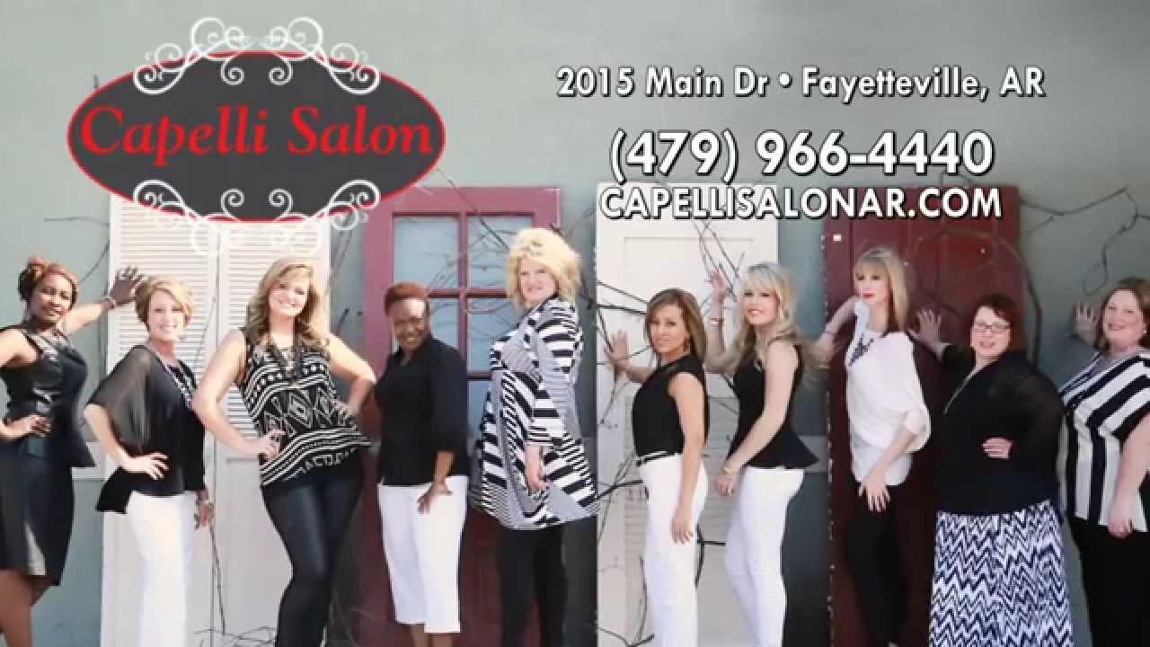 Hair Salon Nail Salon In Fayetteville Ar 72704 Youtube