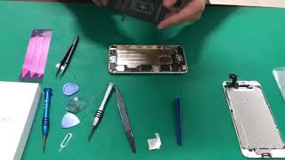 Iphone 6 Plus Battery Replacement Guide How To Replace Iphone 6 Plus Battery Bestmars Youtube
