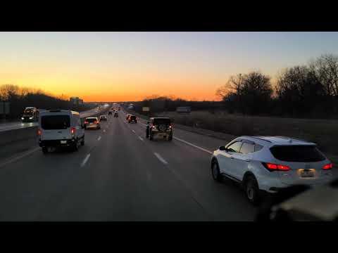 გზა კანზას სიტიმდე (Kansas city)