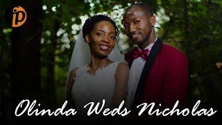 Olinda Weds Nicholas
