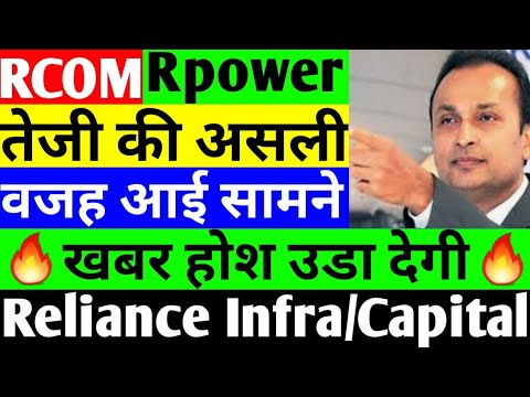 Download rcom latest news today l rcom share latest news today l rpower share news l reliance capital / infra