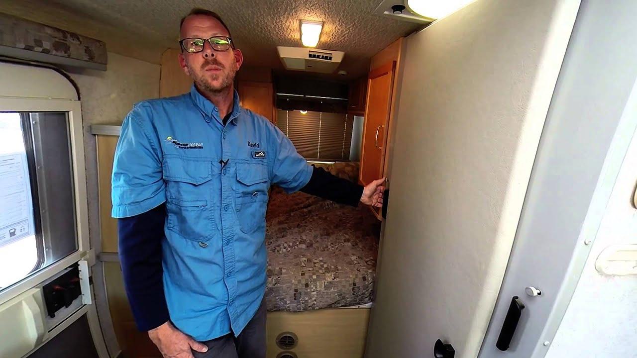 Winnebago Rilata FD Double Interior Floor Plan Tour With Rialta ...