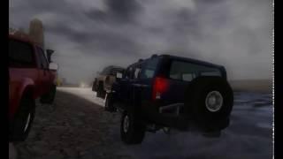 4x4 Hummer-SKIDROW 720p {PC HD}