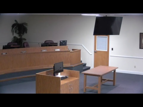 Stanly County Board of Commissioners Meeting