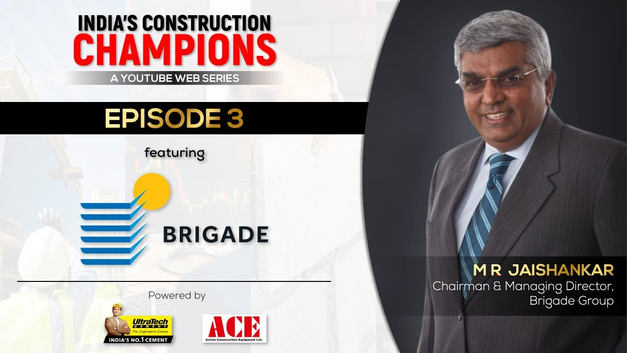 Download India's Construction Champions | Episode 3 |Brigade Group | Construction World's Web Series