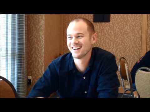 Warehouse 13 SDCC2013 Q&A with Aaron Ashmore