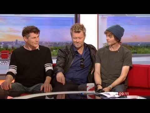 A-ha Cast In Steel BBC Breakfast 2015