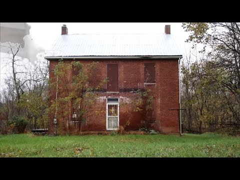 """Gettysburg """"HAUNTED"""" HOUSE ON THE HILL (Paranormal EVIDENCE Caught on FILM)"""