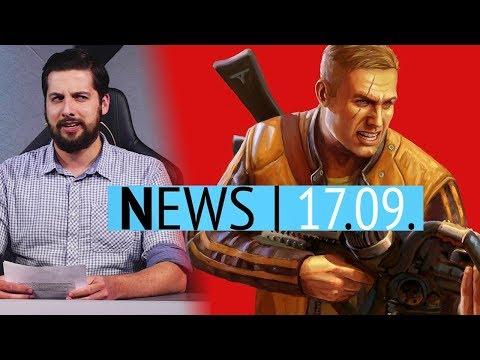 Wolfenstein 3 bestätigt - AC Odyssey erscheint für Switch in Japan - News