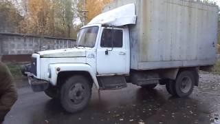 Видео 1. Газ-3307 товарный фургон 2004 г.в., бензиновый