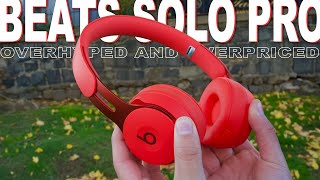 Beats Solo Pro Review - Overhyped And Overpriced