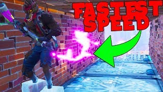 We Discovered the FASTEST WAY To Build.. (Fortnite Battle Royale)