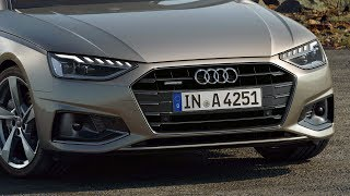 2020 AUDI A4 Facelift - more cutting edge