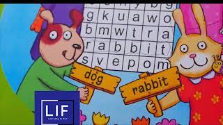 Crossword puzzle/Word Search/Sight words/UKG/LKG/Worksheets/LIF screenshot 3