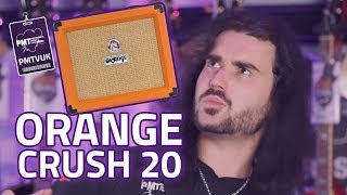 Orange Crush 20 Solid State 20W Combo - Is It Good For Metal?