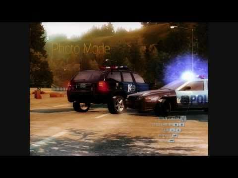 NFS Undercover - Special Cars: SUV Police Unit & Traffic Bus