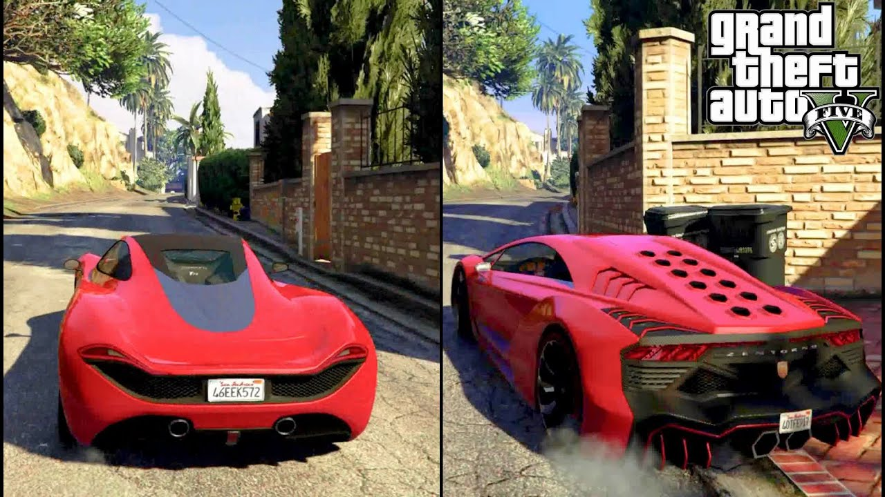 what is the best handling car in gta 5