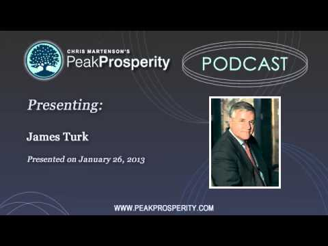 James Turk: Central Banks are Losing the War to Suppress Gold & Silver Prices