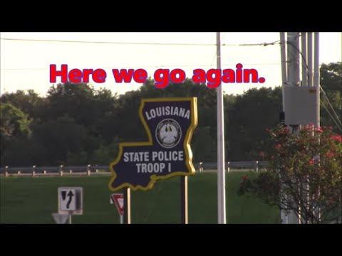 Lafayette,La.- State Police Troop I (REVISITED)