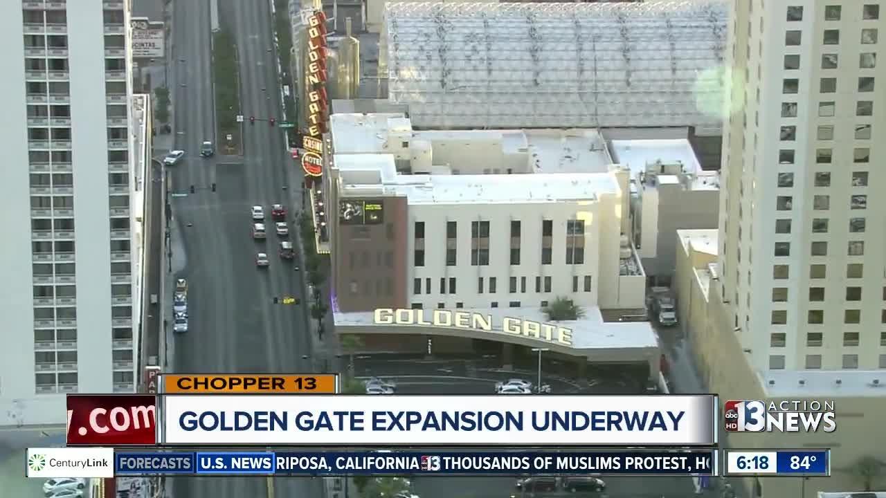Golden Gate Announces Expansion