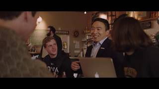 VFA Alumn James Fayal - I Support Andrew Yang