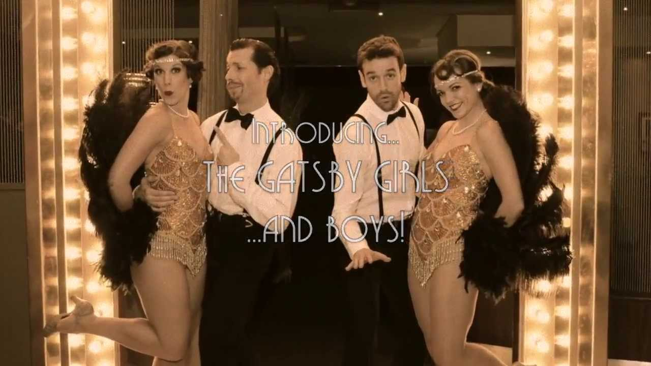 The Gatsby Show - Musical Cabaret Show | London - Charleston Dancers