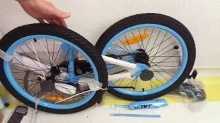 Подробное видео по сборке детского велосипеда Pride(Почти каждый день работникам Velomoda приходится собирать велосипед перед доставкой его клиенту. В частности..., 2016-07-01T22:08:49.000Z)