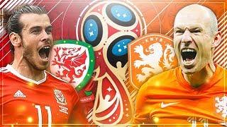 KÖNNTE EIN TEAM AUS NICHT-WM TEILNEHMERN DIE WM 2018 GEWINNEN!?? 🏆⚽️ - FIFA 18 Experiment