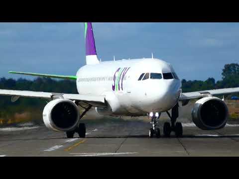 Rodaje SKYAIRLINE Airbus