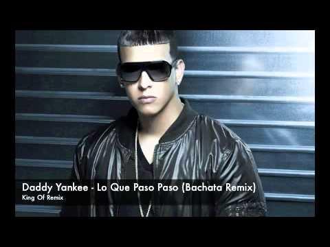 Daddy Yankee - Lo Que Paso Paso (Bachata Remix)