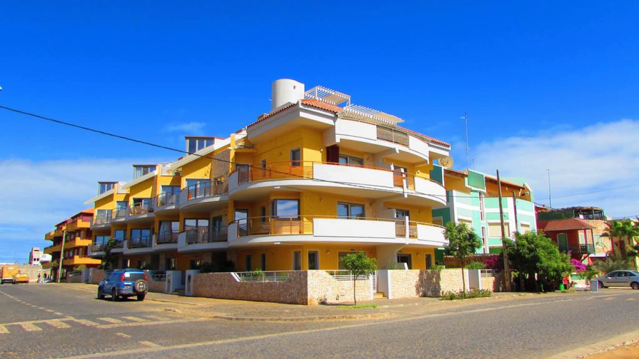 Marias Küche Catering Self Catering Apartments At Meridiana Residence Santa Maria Santa Maria Cape Verde
