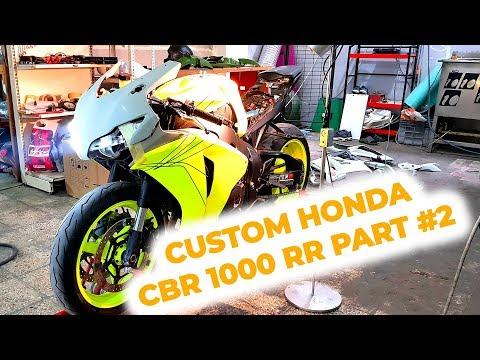 Customize HONDA CBR 1000 RR Fireblade #2