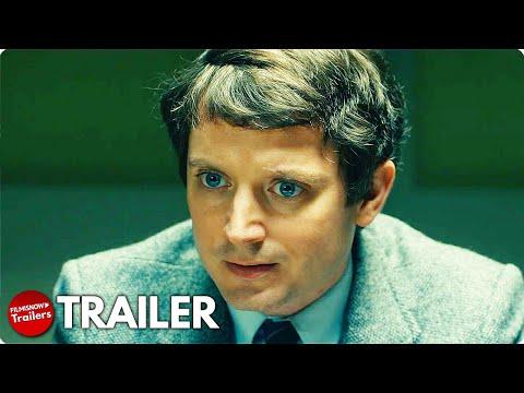 NO MAN OF GOD Trailer (2021) Elijah Wood Ted Bundy Crime Movie