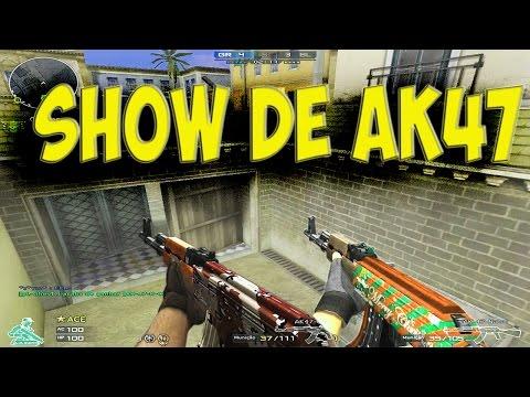 Show de AK47 ! RANKEDs