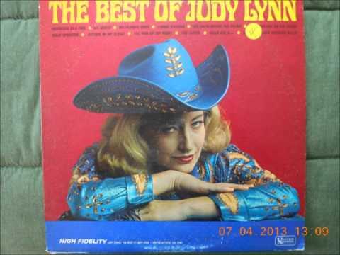 Judy Lynn -- My Tears Are On The Roses