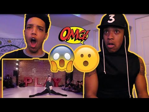 Either Way | K Michelle | Aliya Janell Choreography | Queens N' Letto's LA reaction by @Lil.AjDre
