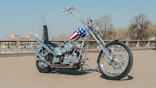 Почему Captain America от Orange County Choppers стоит 2.000.000