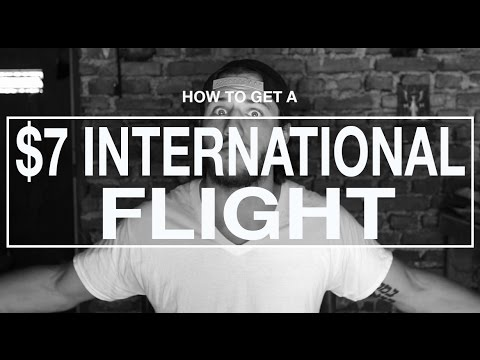 HOW TO GET CHEAP PLANE TICKETS – TRAVEL HACKS TO GET CHEAP FLIGHTS