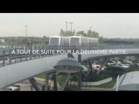 Parcours complet Ligne a Métro Rennes (VAL208) La Poterie J.F Kennedy [PREMIÈRE PARTIE]