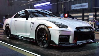 1,200HP NISMO NISSAN GTR BUILD - Need for Speed: Heat Part 69
