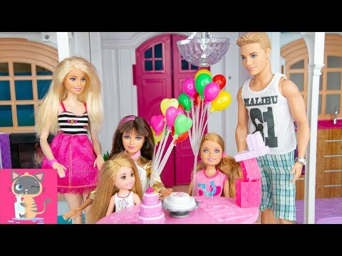 New Doll Toy Game Gift Girls Christmas Birthday Barbie Zoo Doctor Vet Playset