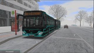 Omsi 2 - Tron Bus Mod Review +DOWNLOAD + INSTALL Tutorial * deutsch *