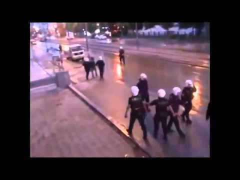 Istanbul Gezi Park - Police Violence And Brutality / AKP Crime - Part 10