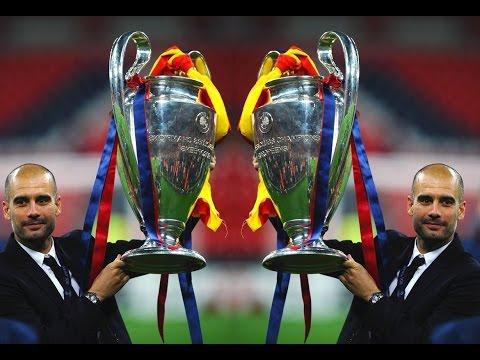 FC Barcelona | Guardiola System | 2008/2009 HD