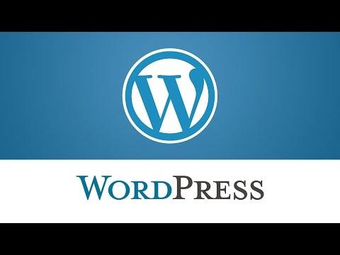 WordPress. How To Create Portfolio Gallery/Slider Post